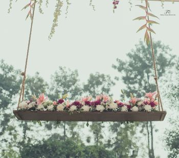 Photo of unique floral decor ideas