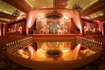 Photo of Wedding Stage Decor