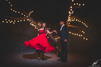 Photo of Dancing Couple shot