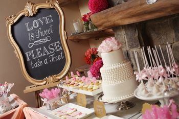 Photo of bridal shower decor ideas