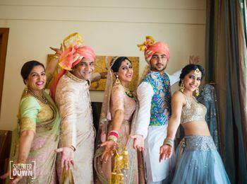 Photo from Sonal & Jitin wedding album