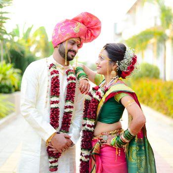 Marathi couple shoot ideas