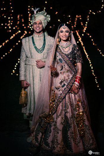 Couple wedding shots