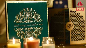 Photo of Royal Wedding invitation card