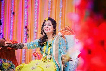 Photo of Happy mehendi day shot