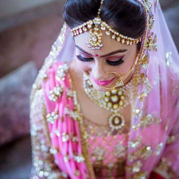 Photo of Gorgeous bridal portrait