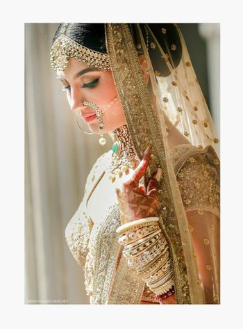 Photo of Stunning bridal shot