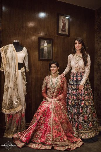 Photo of Bridal outfits by Varun Bahl