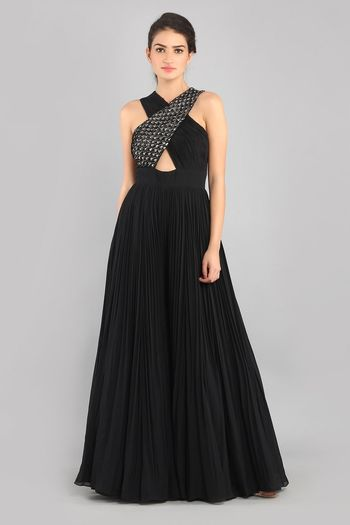 Photo of Black gown by Ridhi mehra