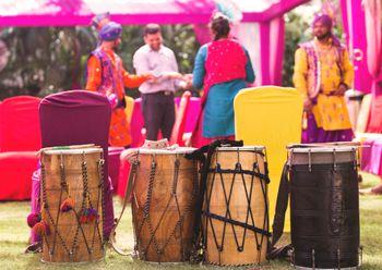 Photo of dholki props