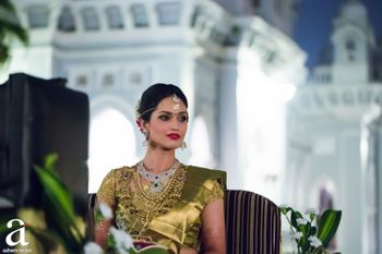 Photo of South Indian bride shot