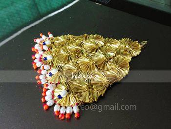 Photo of gota jewellery