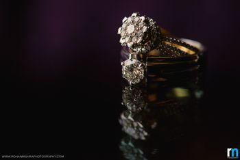 Couple Diamond Solitaire Rings