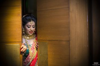Wedding day bridal photography