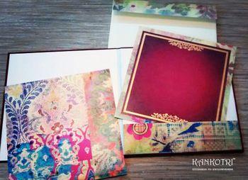 Photo of digital print cards
