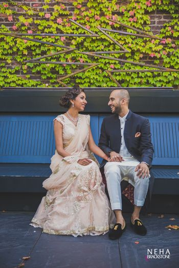 Beautiful couple shot