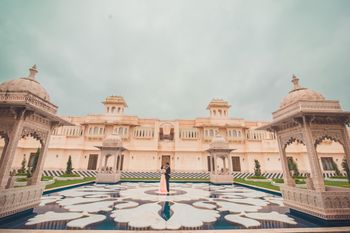 Palace pre wedding shoot