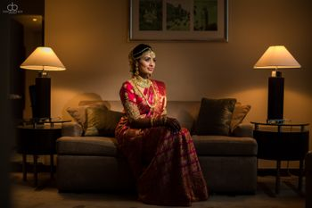 Stunning South Indian Bride Shot