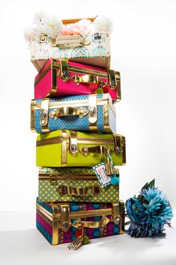 Photo of Bridal makeup trousseau boxes
