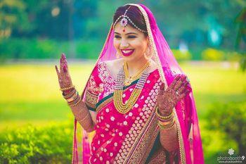 rani pink bride