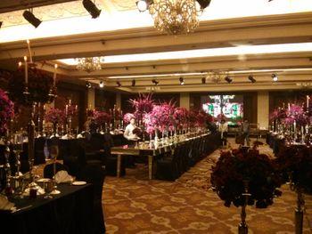 Photo of glamorous decor