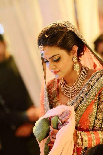 Shruti Sharma Bridal Makeup
