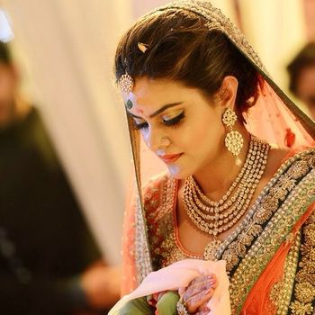Photo of Shruti Sharma Bridal Makeup