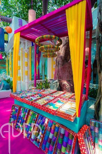 bangle chandelier