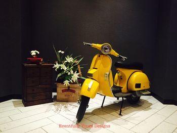 scooter prop