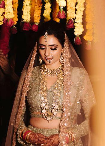 Subtle bridal makeup ideas
