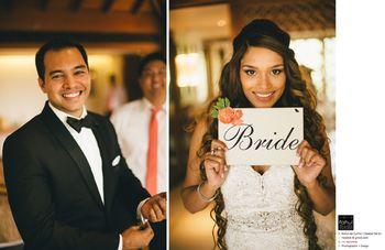 bride placards