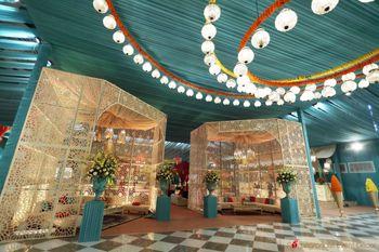 Photo of Moroccan theme mehendi