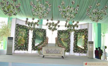 jade green and white anant karaj