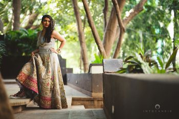 Photo of pastel lehenga