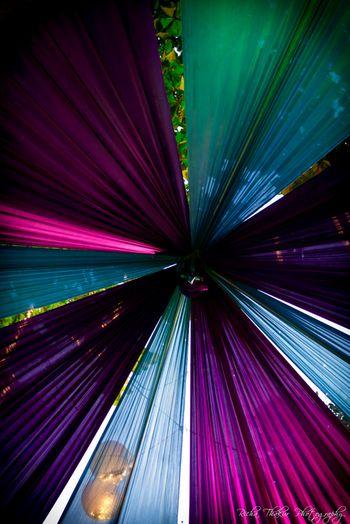 multicolor tents
