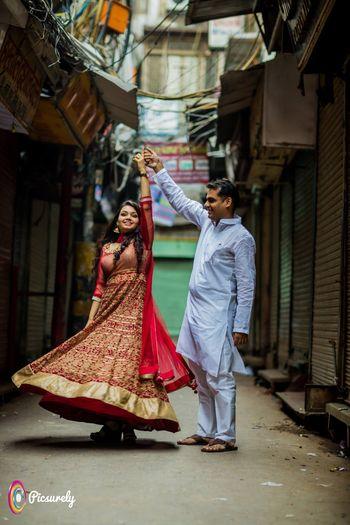 Pre Wedding Shoot Photo