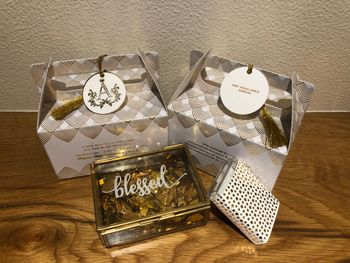 Photo of Curio box for favours