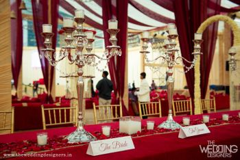 Photo of candelabras