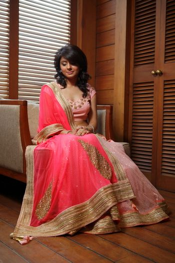 Photo of girly lehenga