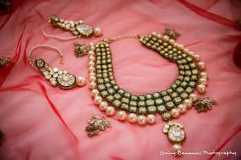 Gold Wedding Jewellery Photo