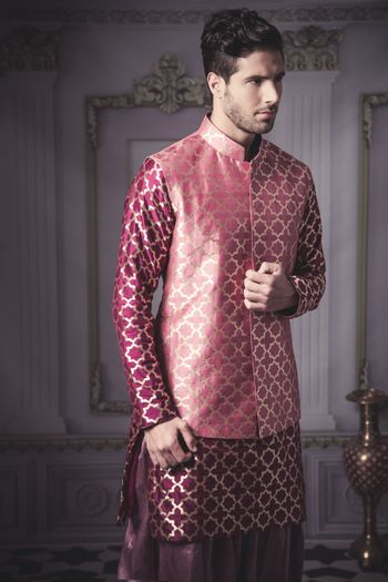 Photo of pink kurta