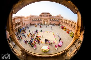 Royal Outdoor Palace Venue