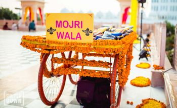 Mojri Wala stall at Mehendi
