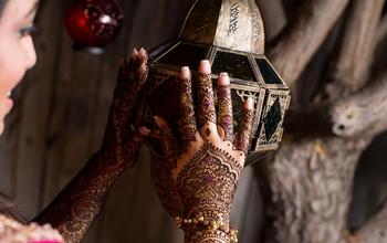 bridal hand mehendi