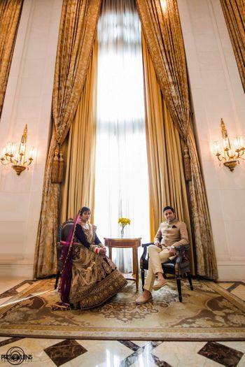 couple royal shot