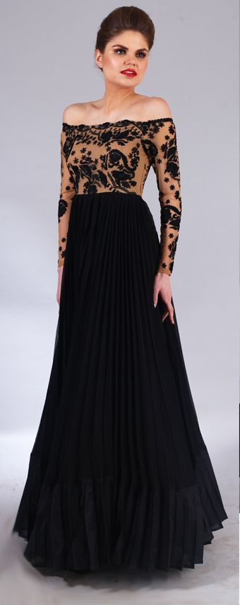 Photo of cocktail gown