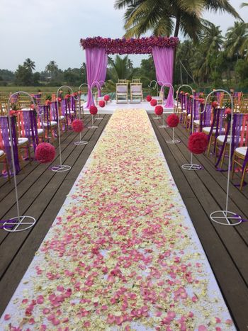 Beachside Mandap
