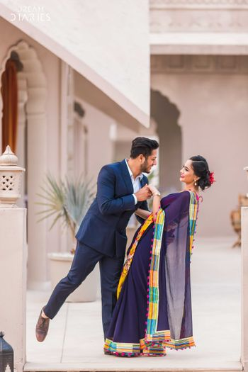 Photo from Ayushi + Akshay, Pre Wedding wedding album