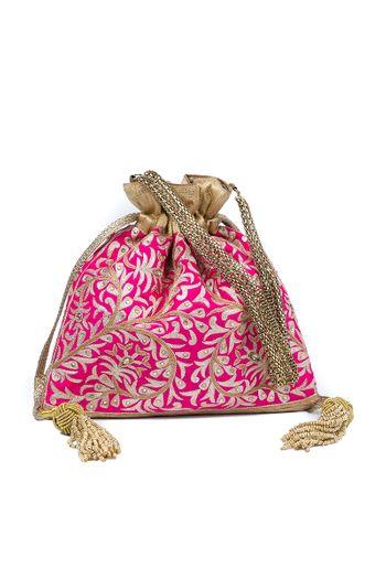 Photo of Pink Bridal Potlis