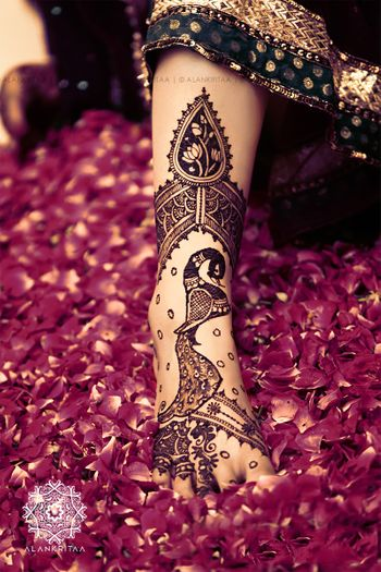 Photo of mehendi